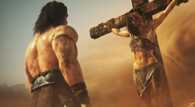 conan exiles cross 1 - Conan Exiles Launches on Steam Early Access With Some Incredibly NSFW Content
