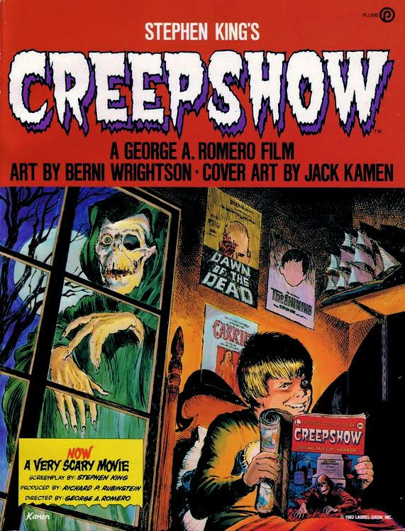 creepshow comic - Hard-to-Find Creepshow Comic Getting Reprinted