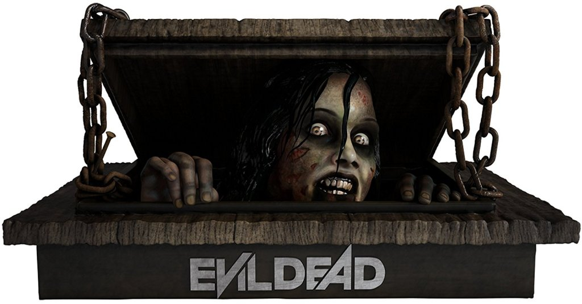 evil dead japan 4 - Japan Envy: Check Out this Incredible Evil Dead Packaging