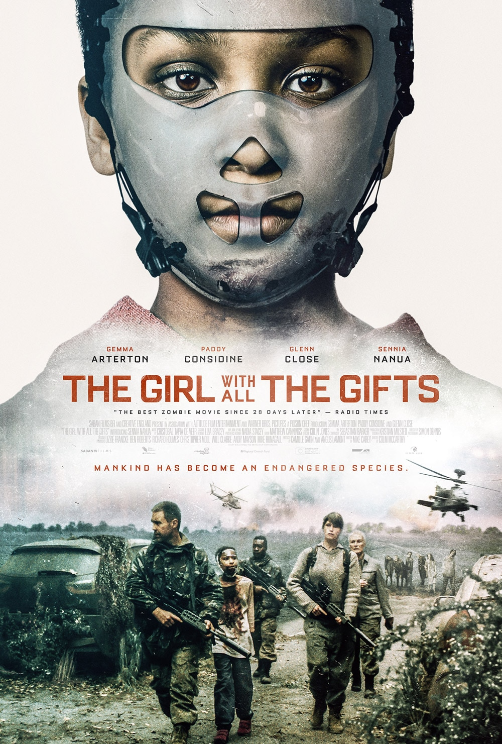 girl with all gifts - The Girl With All the Gifts - New Clip, Stills, and More!