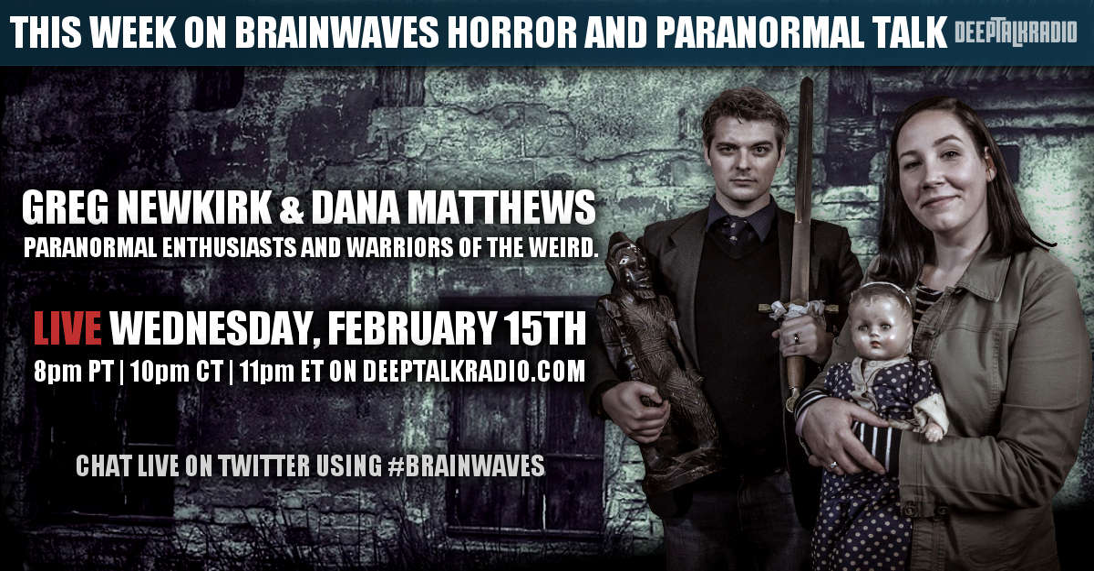Greg Newkirk Dana Matthews Brainwaves