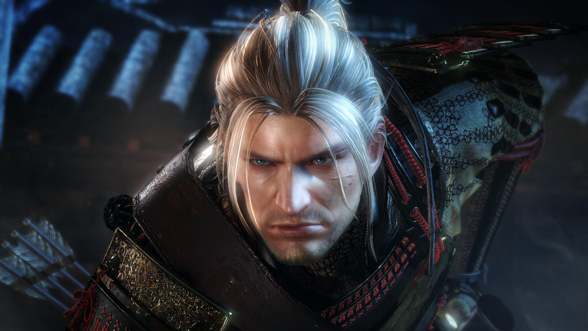 nioh william 1 - Prepare to Die; Nioh Finally Arrives on PS4