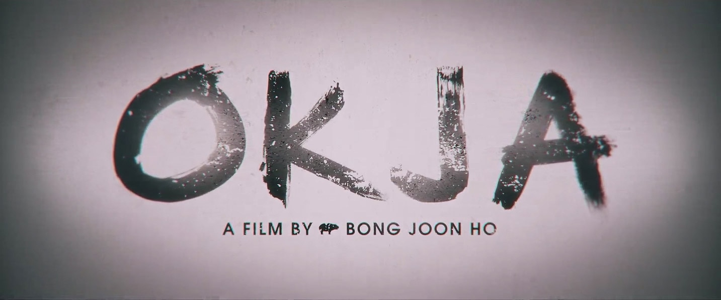 okja - First Look at Bong Joon Ho's Okja