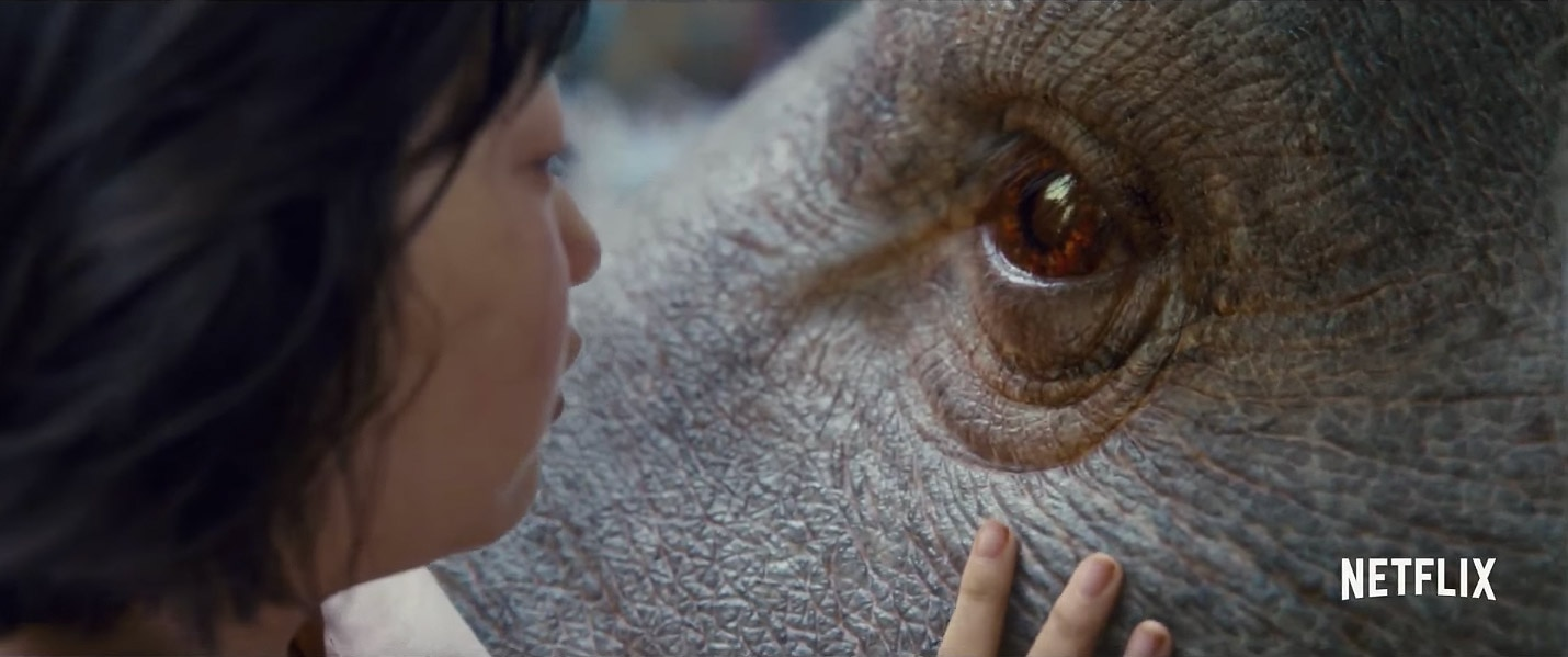 okja1 - First Look at Bong Joon Ho's Okja