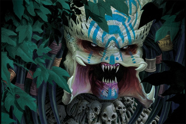 predator hunters s - Predators Become the Hunted in New Dark Horse Comic Series and Hardcover Collection