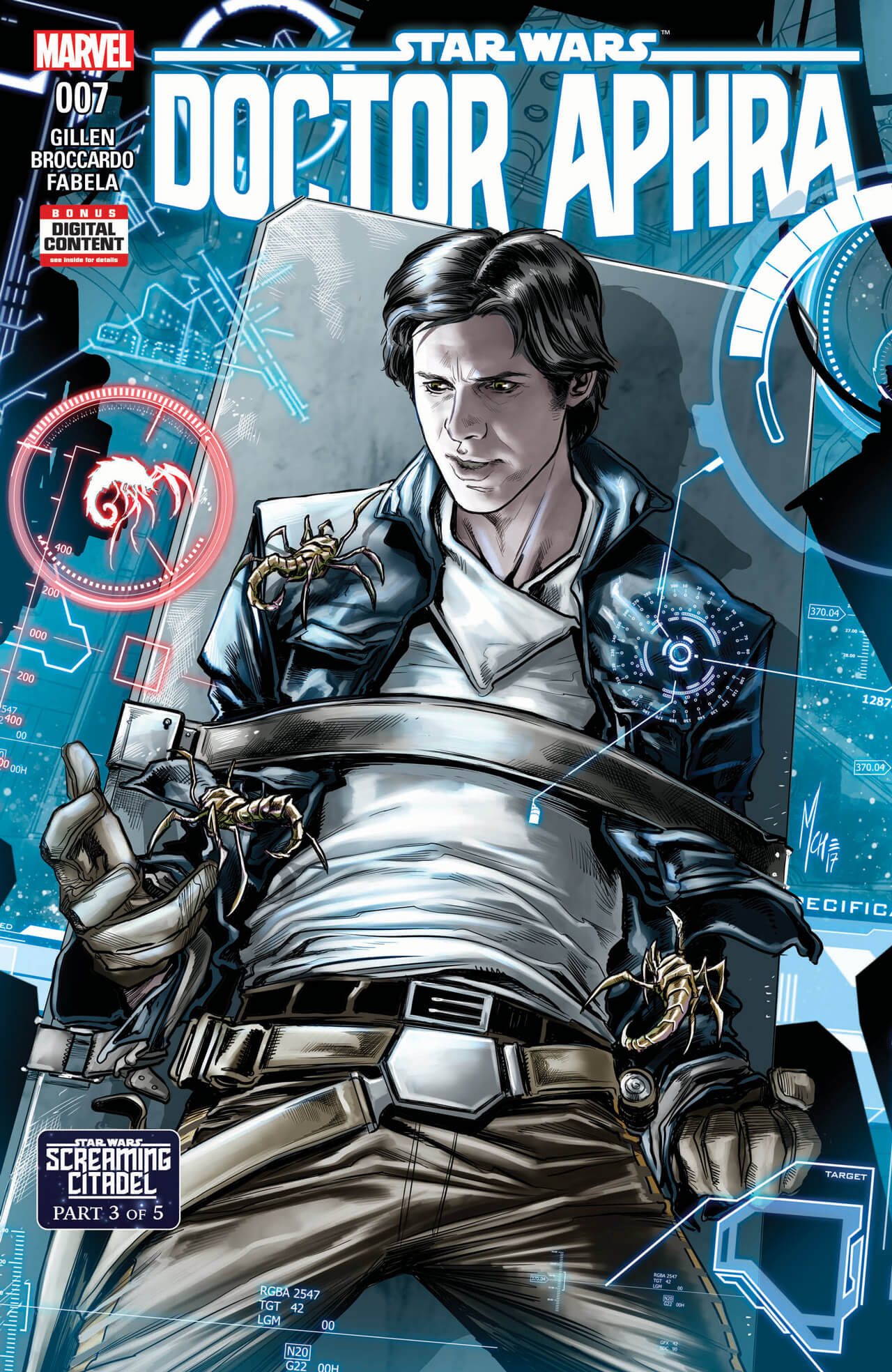 star wars screaming citadel4 1 - Star Wars: The Screaming Citadel Horror Comic Coming This Year