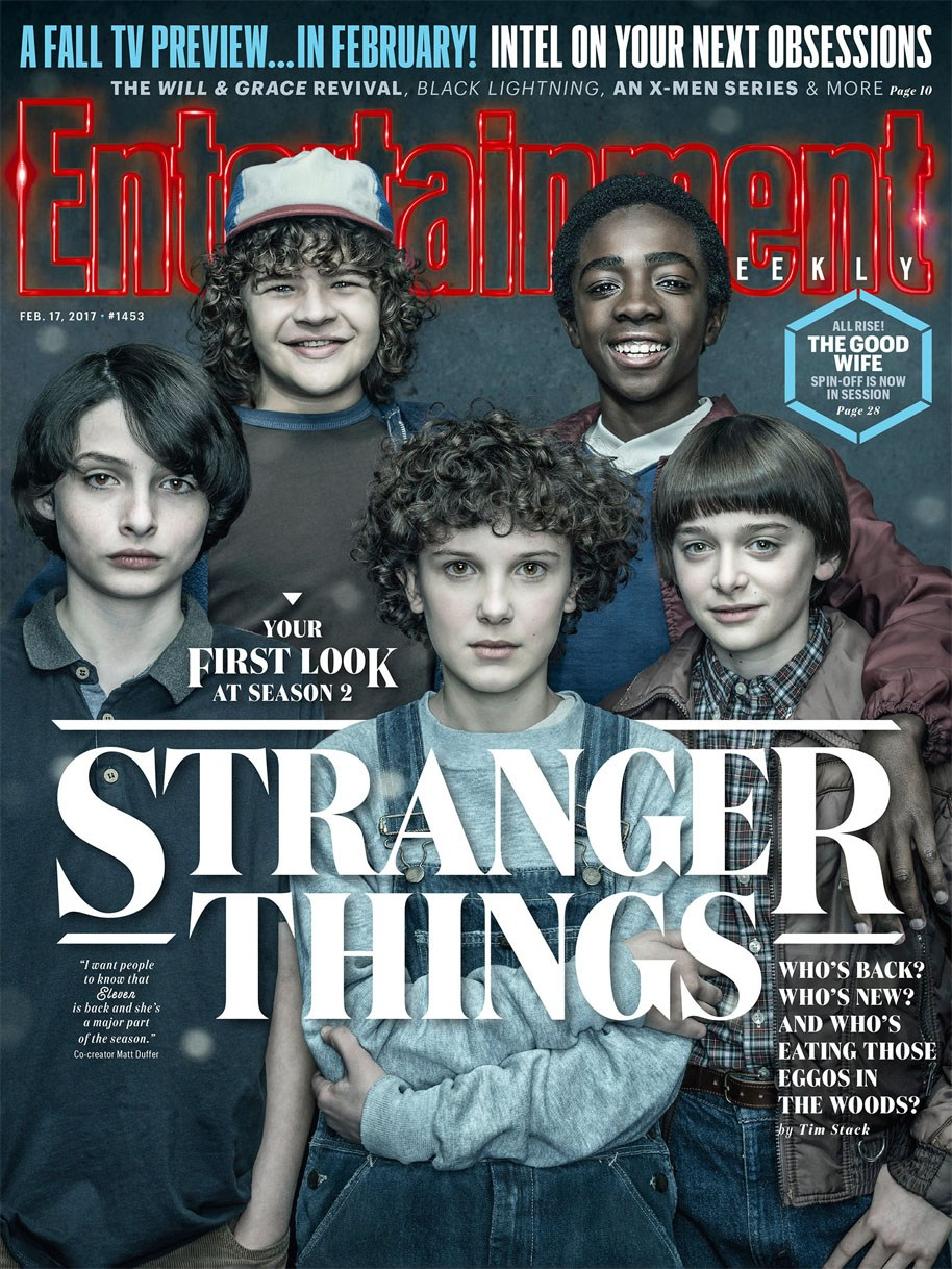 Stranger Things EW