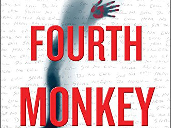 thefourthmonkey s - J.D. Barker's The Fourth Monkey Unravels the Mind of a Psychopath