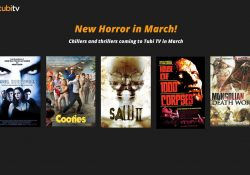 Tubi TV March 17