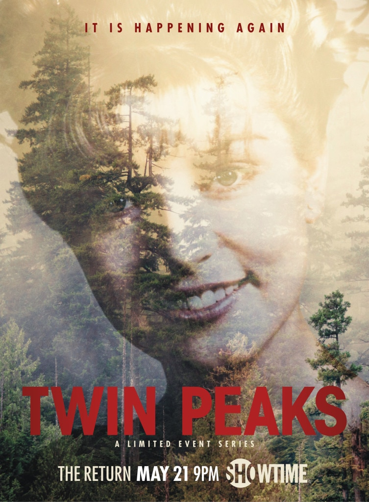 "twinpeaksshowtimeposterlaura - Twin Peaks ""Missing"" Posters Show Up in Australia: Here's What Calling the Number Gives You"