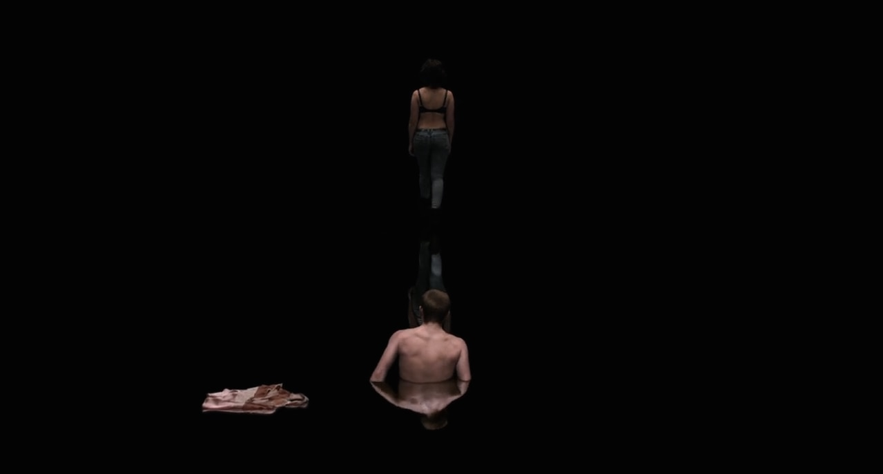 Jonathan Glazer directed Under The Skin