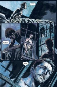 01 PD1 Preview Page 2 198x300 - First Lettered Art Revealed from Penny Dreadful: The Awaking Issue #1