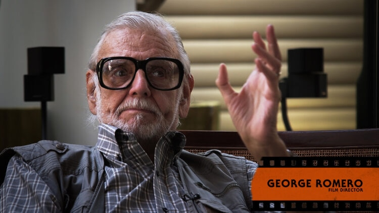 02 George Romero Horror Untold 750x422 - Untold Horror Tells the Story of Genre Films That Never Got Made
