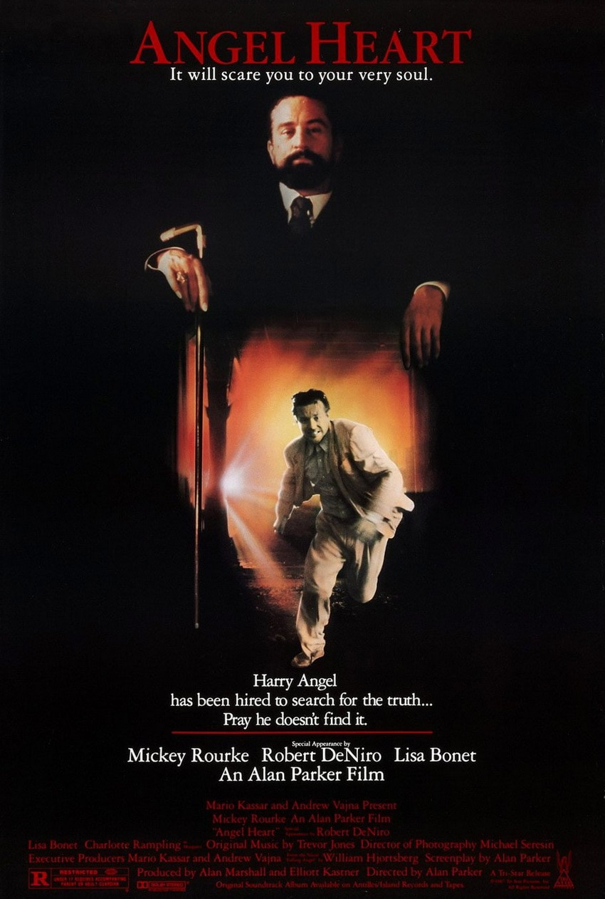 AH 1 - A Descent into Hell: Angel Heart (1987) - A 30th Anniversary Retrospective