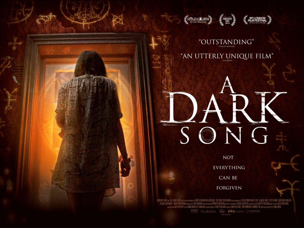 A Dark Song UK Quad Poster