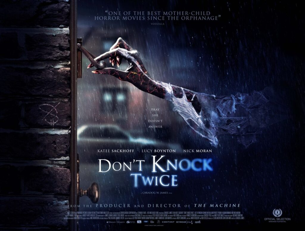 Dont Knock Twice Quad 1024x777 - It's Lights Out for This Exclusive UK Clip from Don't Knock Twice