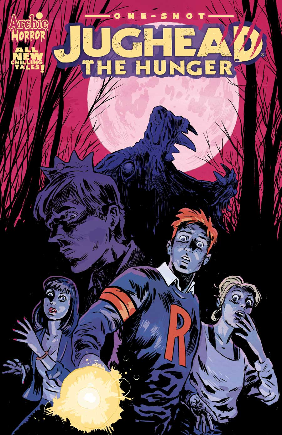 JughHungerOneShotWalsh - Jughead: The Hunger One Shot Comic Arriving in Late March