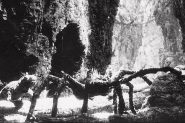 King Kong spider pit photo - Check Out This Fan Re-Edit of the Lost Ending to Poltergeist III
