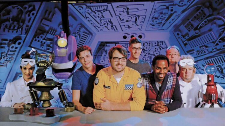 MST3K2017 750x422 - Deep Hurting Returns as Netflix Unveils a Trailer and Premiere Date for Mystery Science Theater 3000