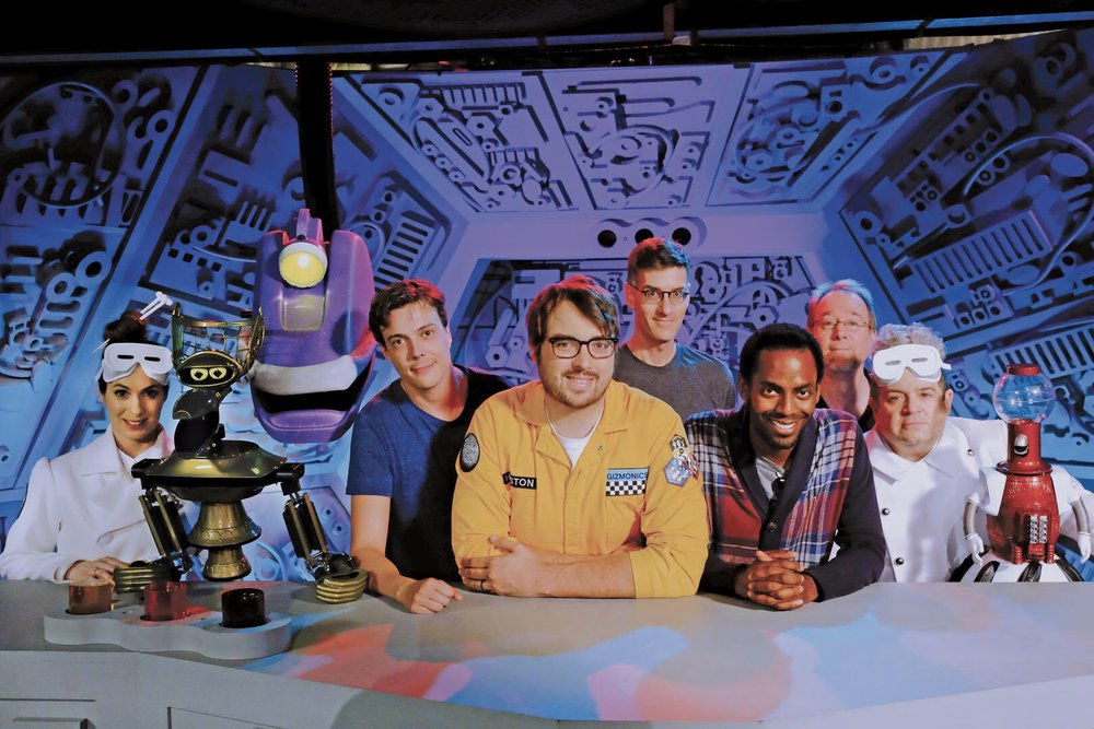 MST3K2017 - Deep Hurting Returns as Netflix Unveils a Trailer and Premiere Date for Mystery Science Theater 3000