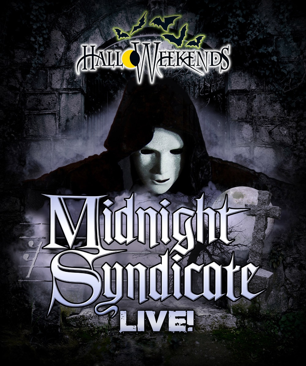 Midnight Syndicate Live Logo - Midnight Syndicate Returns to Rock Your Halloween LIVE!