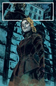Penny Dreadful Issue 1 Page 1 198x300 - New Interior Art Revealed from Penny Dreadful: The Awaking Issue #1