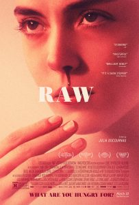 RAW ONESHEET 203x300 - XX: 13 Killer Horror Movies Directed by Women