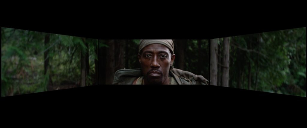 Wesley Snipes The Recall 1024x427 - CinemaCon 2017: Wesley Snipes' The Recall Getting Limited Deluxe Theater Release