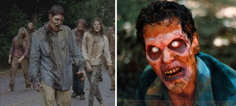 how to become a zombie on the walking dead