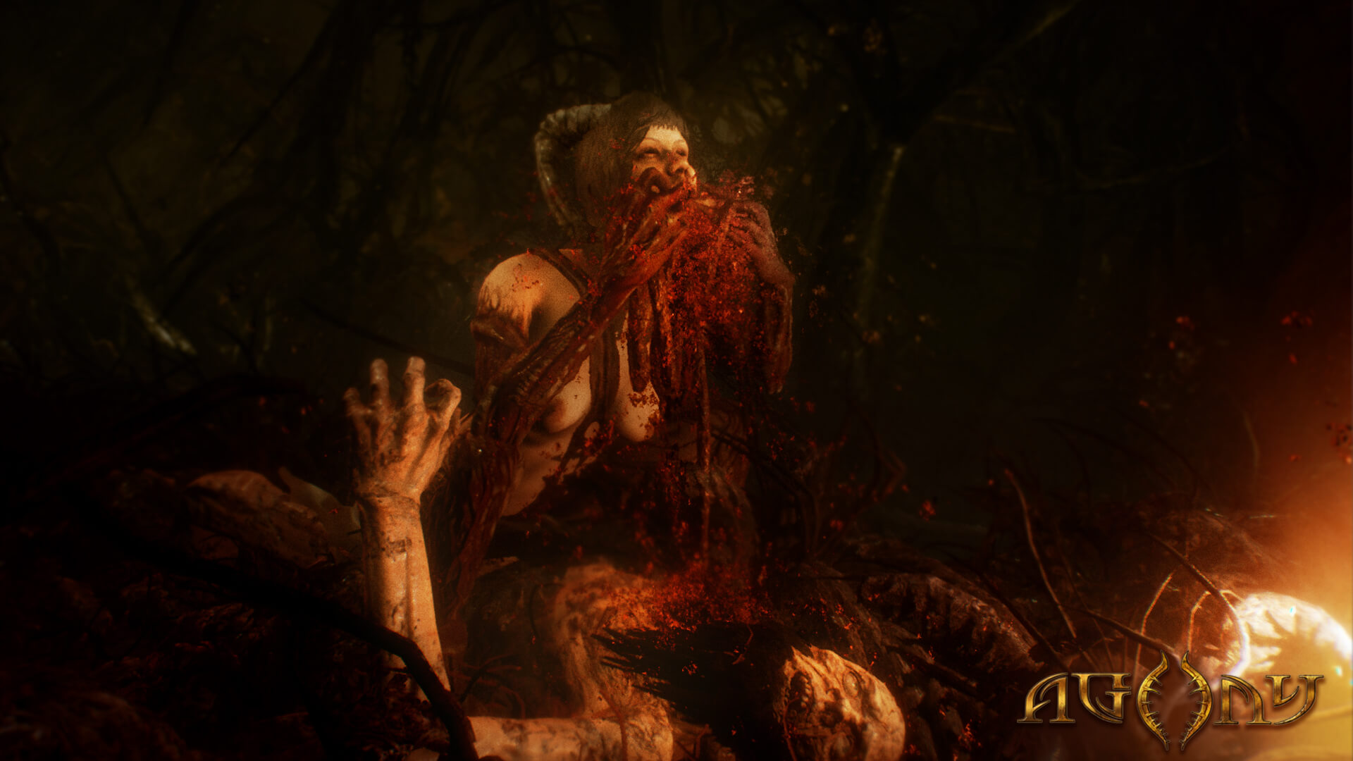 agony hell game13 1 - New Agony Trailers Deliver The Pain