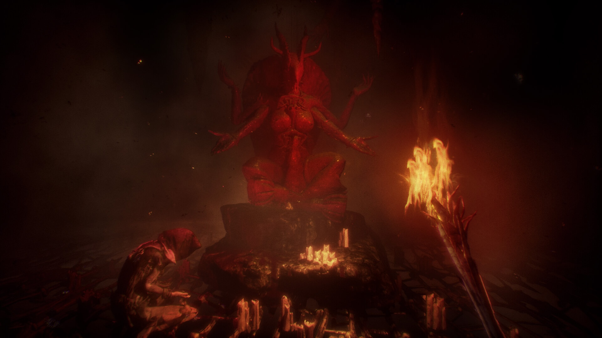 agony hell game4 1 - New Agony Trailers Deliver The Pain