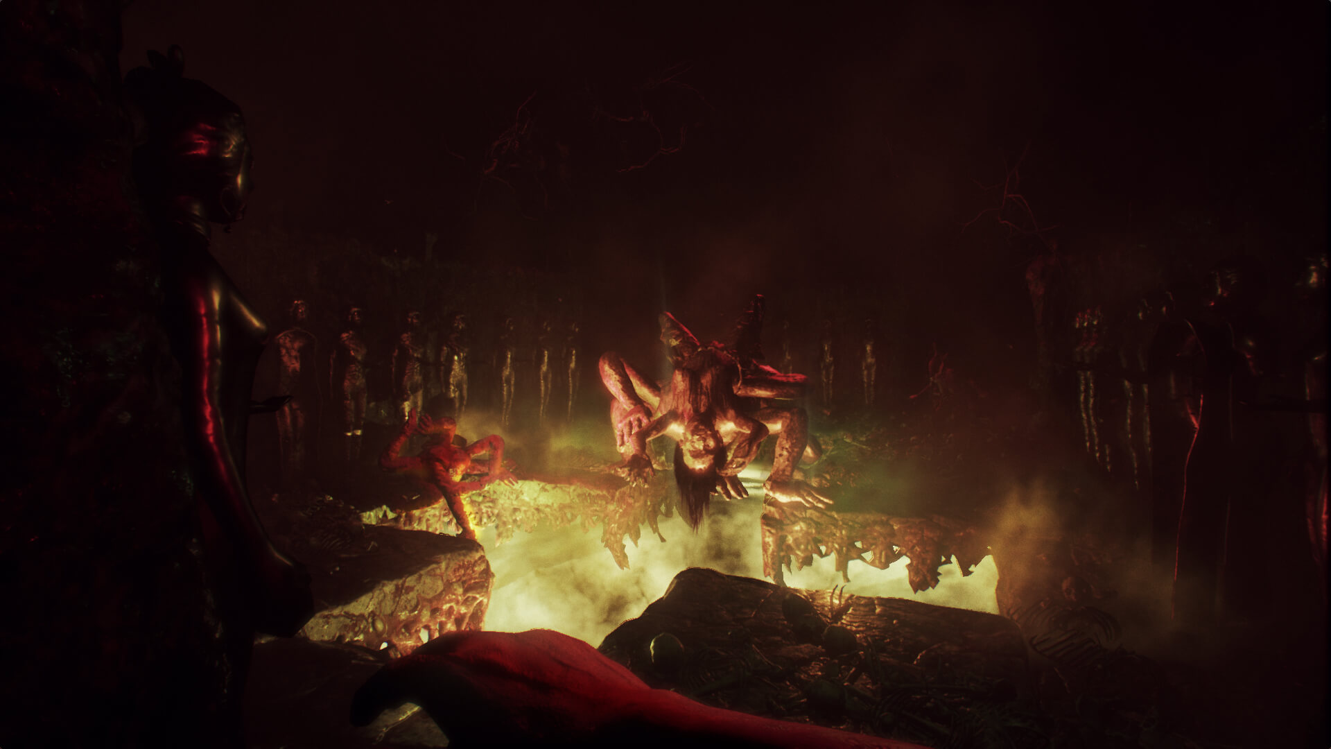 agony hell game5 1 - New Agony Trailers Deliver The Pain