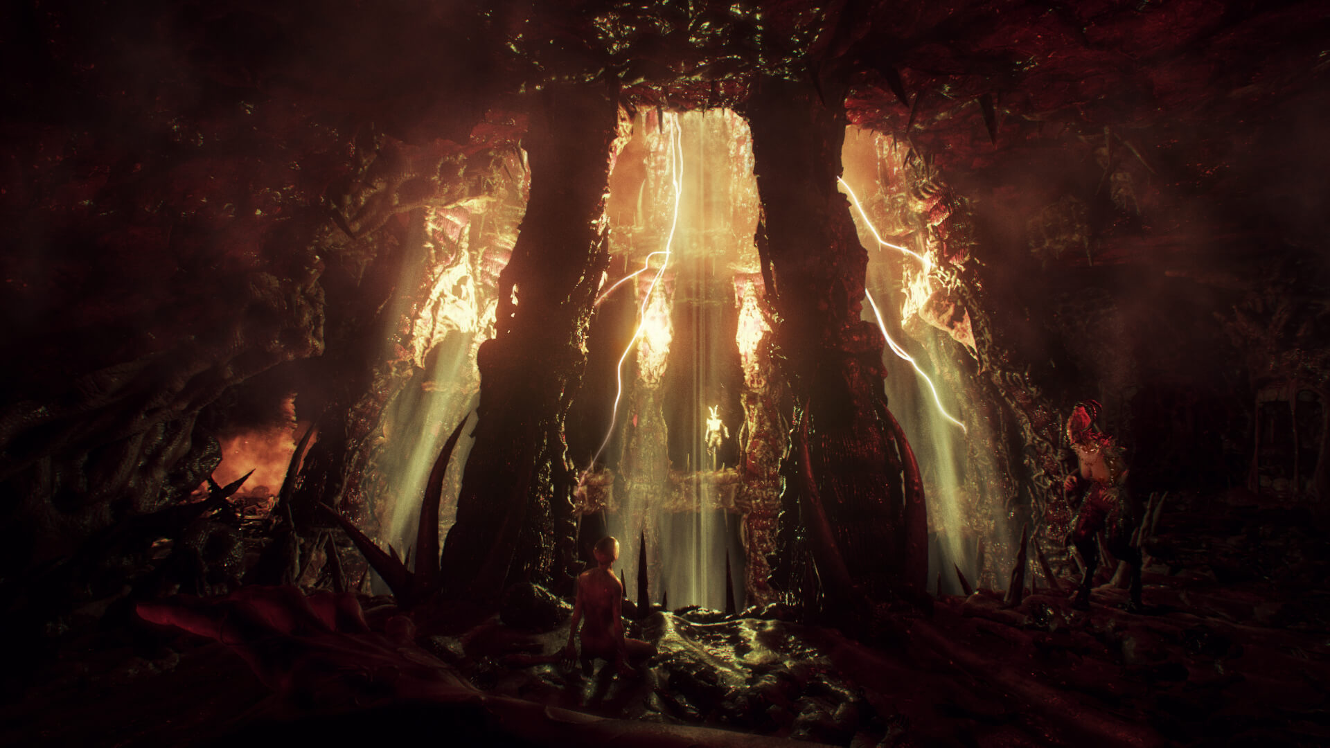 agony hell game6 1 - New Agony Trailers Deliver The Pain