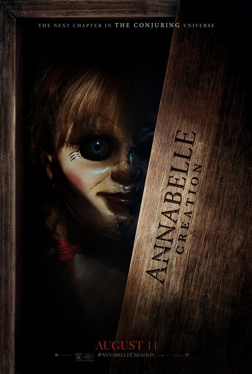 annabelle creation - Annabelle: Creation Director Posts Several Behind-the-Scenes Photographs
