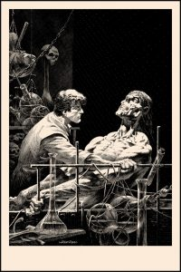 berniewrightson3 200x300 - RIP: Bernie Wrightson - Renowned Horror Artist Passes Away at 68