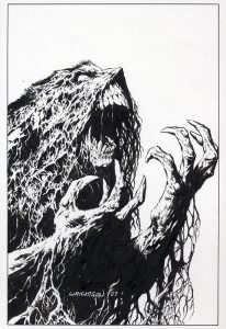 berniewrightson6 206x300 - RIP: Bernie Wrightson - Renowned Horror Artist Passes Away at 68