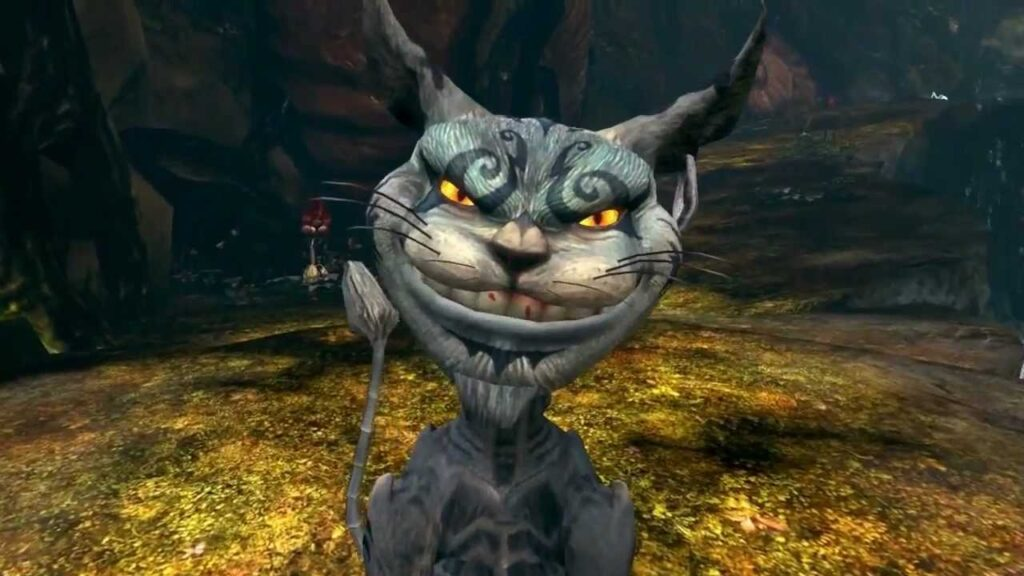 cheshirecatalicemadnessreturns 1024x576 - 10 Horror Stars Who Did Voicework in Horror Video Games