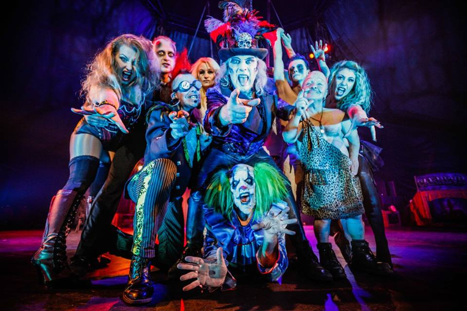 circus of horrors s - Circus of Horrors, The (Play)