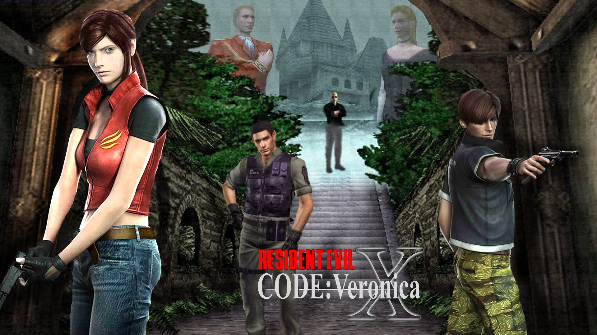 codeveronicabanner - Is Resident Evil: Code Veronica Coming to PlayStation 4?