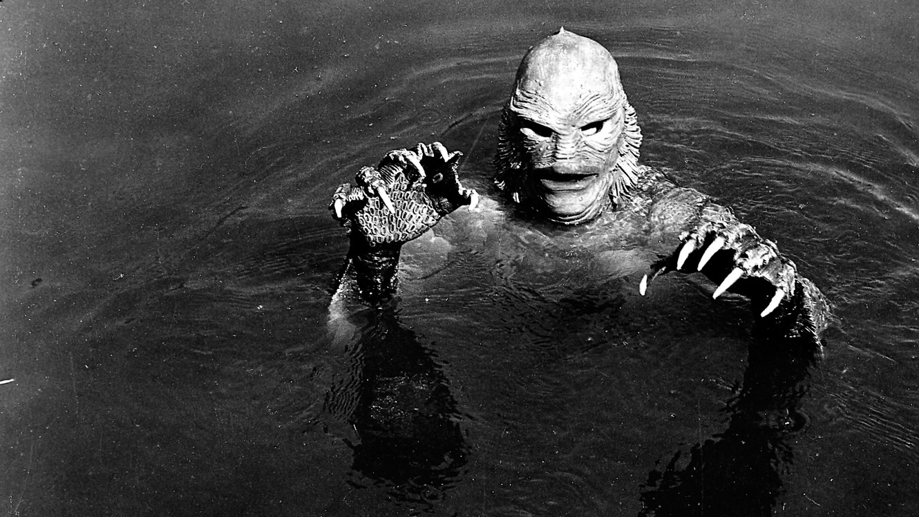 creature from the black lagoon banner - Universal's The Creature From the Black Lagoon Reels in a Writer