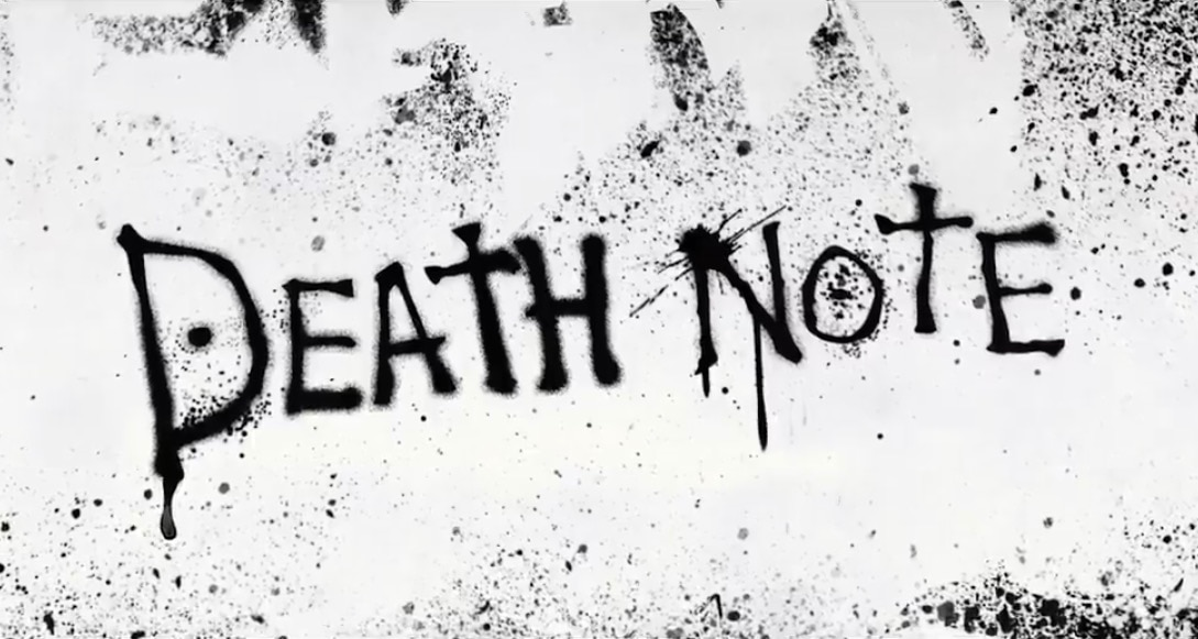 deathnotebanner1 - The Death Note Trailer Has Arrived