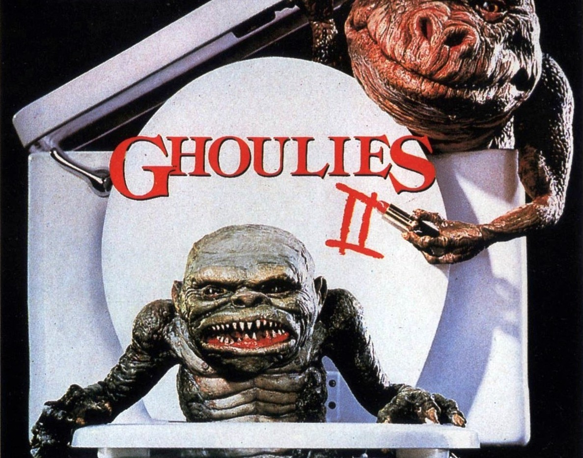 ghoulies2banner - Empire Pictures Boxset Contains 18 Classic Charles Band Titles
