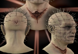 Hell Priest Hellraiser mask