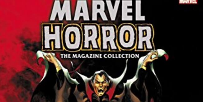 marvel horror2 1 - Have a Super Halloween with Marvel Horror: The Magazine Collection