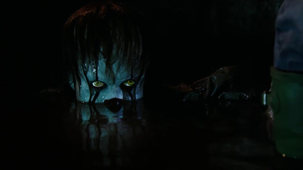 pennywisesewerit 1024x575 - Stephen King's IT: Andy Muschietti and Barbara Muschietti Talk Hard R Rating