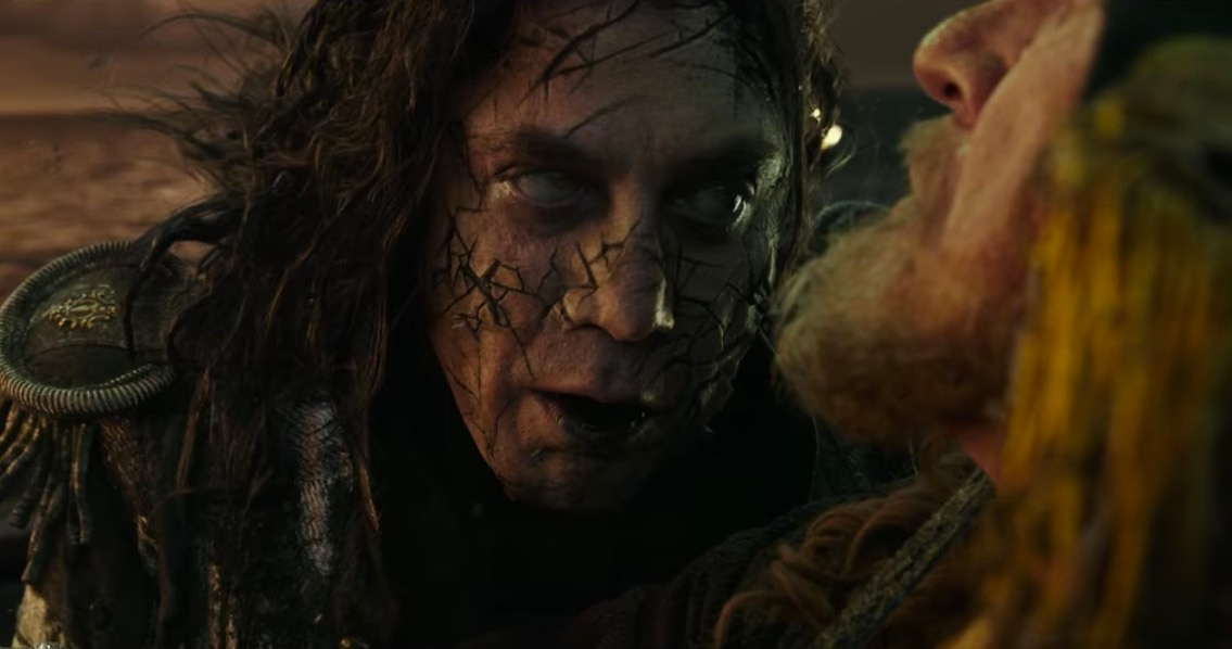 piratesofthecaribbeandeadmentellnotailsbannertrailer2 - New Pirates of the Caribbean: Dead Men Tell No Tales Trailer Dives Into Jack Sparrow's Past