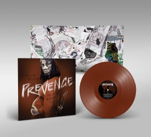 prevengefullred 300x272 - Prevenge Composer Toydrum Chats the Horror Comedy; Exclusive Vinyl Artwork Reveal