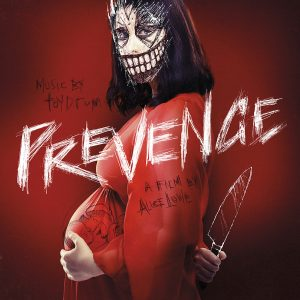 prevengevinylcover 300x300 - Prevenge Composer Toydrum Chats the Horror Comedy; Exclusive Vinyl Artwork Reveal