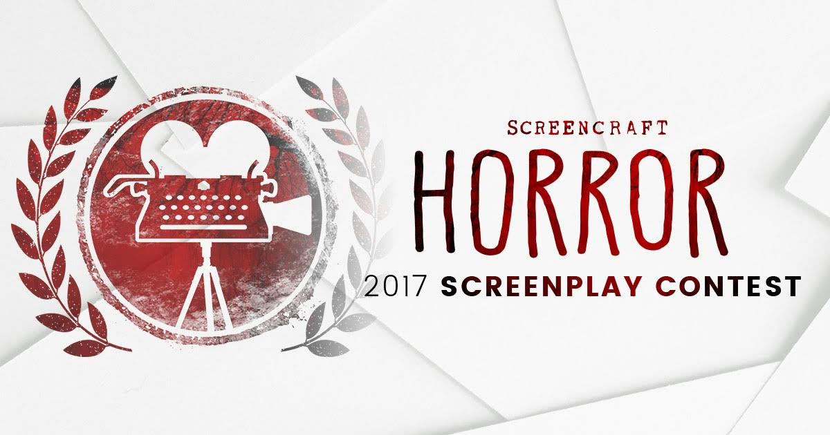 screencrafthorror2017banner - ScreenCraft Announces 5th Annual Horror Screenplay Contest