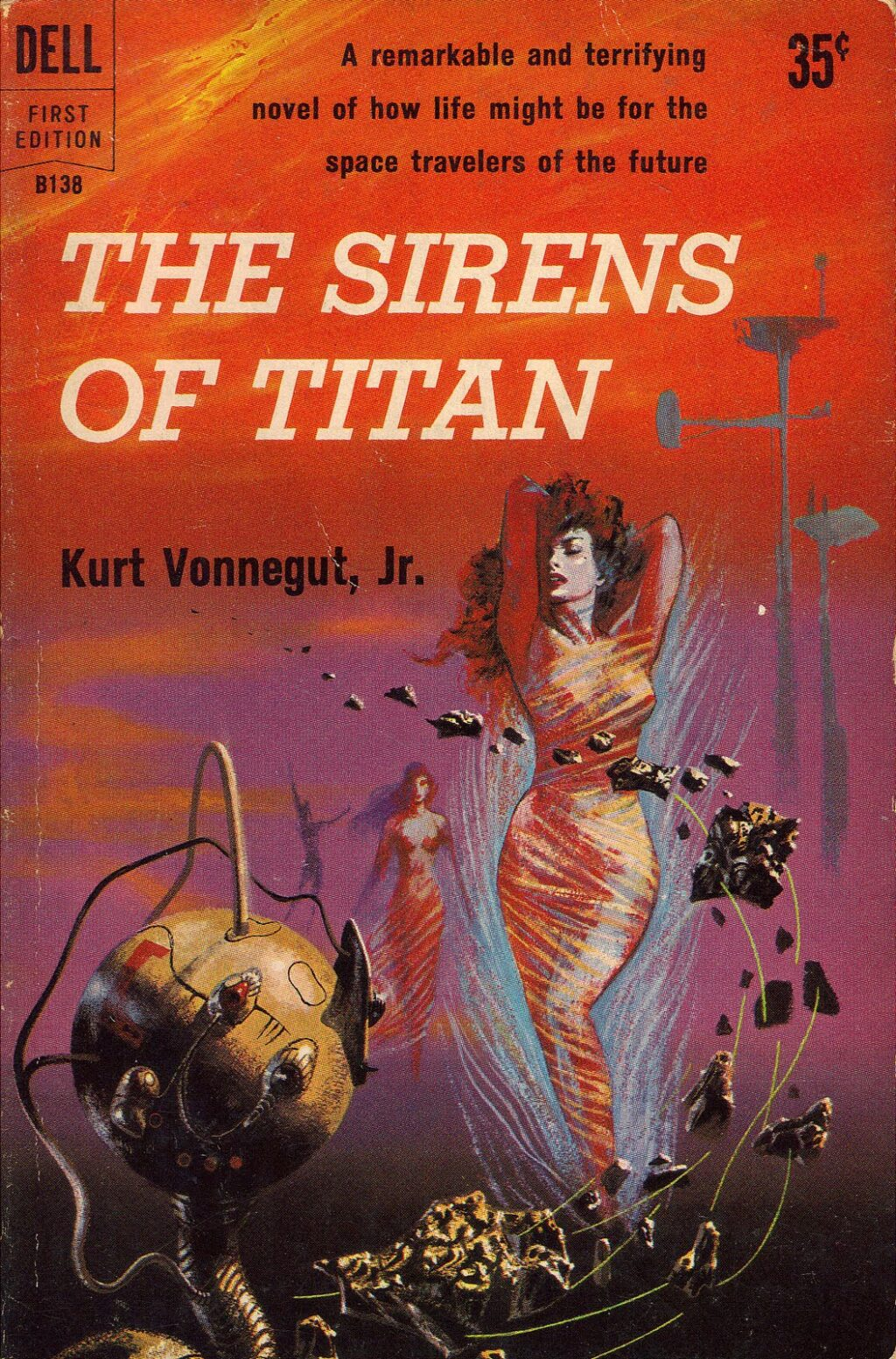 sirensoftitanbookcover 1024x1553 - Stuart Gordon and Ben Rock Reviving 40-Year-Old Play The Sirens of Titan